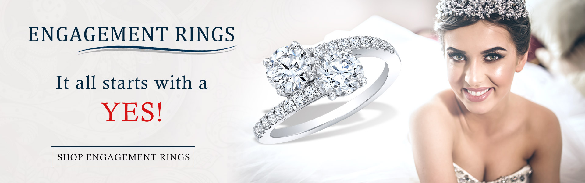 Shope Engagement Rings