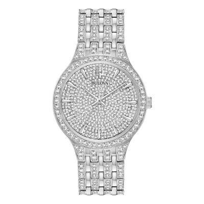 96A226 Mens Crystal Watch
