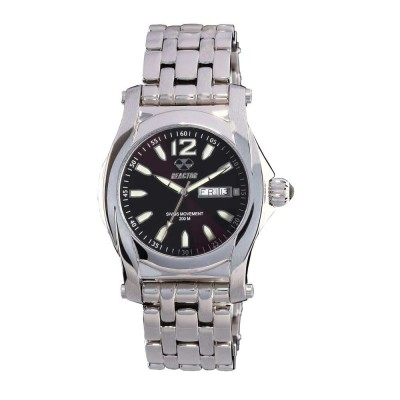 CURIE Stainless Dial Black Malbec Stainless Bracelet