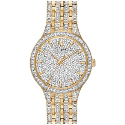 98A229 Mens Crystal Watch