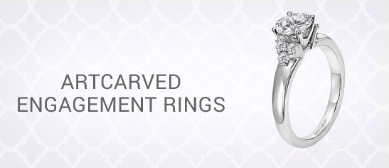 Artcarved Engagement Rings