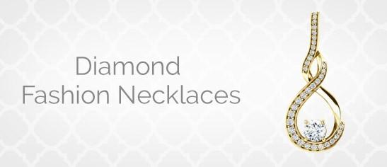 Diamond Fashion Necklaces