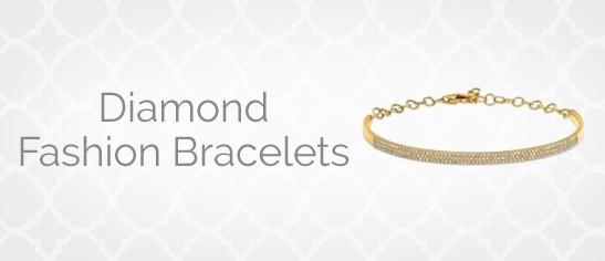Diamond Fashion Bracelets