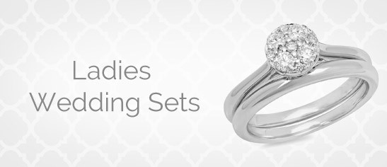 Ladies Wedding Sets