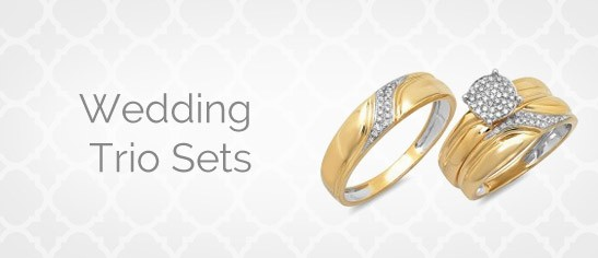 Wedding Trio Sets