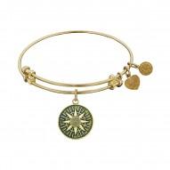 Angelica Compass Bangle