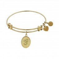 Angelica Letter-G Bangle