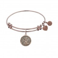 Angelica St. Christopher Bangle
