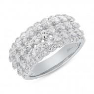 1.84ct 14k White Gold Diamond Lady