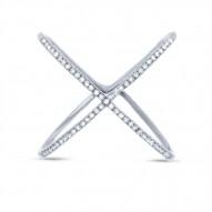 Madison E 0.18ct 14k White Gold Diamond Lady