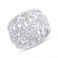 Madison E 2.60ct 14k White Gold Diamond Lady