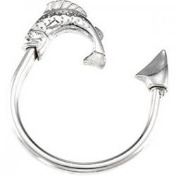 Fishing Key Ring