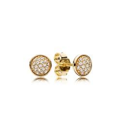 Pandora Earring  Style# 256212CZ