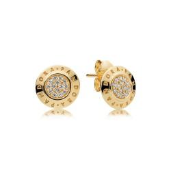 Pandora Earring  Style# 260559CZ