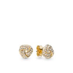 Pandora Earring  Style# 260696CZ
