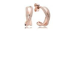 Pandora Earring  Style# 280730CZ