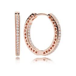 Pandora Earring  Style# 286318CZ