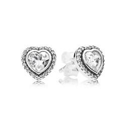 Pandora Earring  Style# 290568CZ