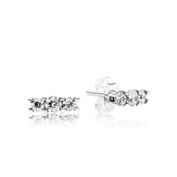 Sparkling Elegance with Clear CZ