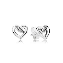 Pandora Earring  Style# 290736CZ