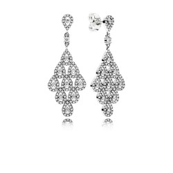 Pandora Earring  Style# 296201CZ
