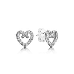 Pandora Earring  Style# 297099CZ