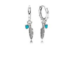 Pandora Earring  Style# 297205EN168