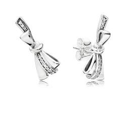 Pandora Earring  Style# 297234CZ