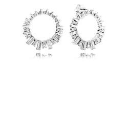 Pandora Earring  Style# 297545CZ
