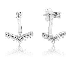 Pandora Earring  Style# 297739CZ