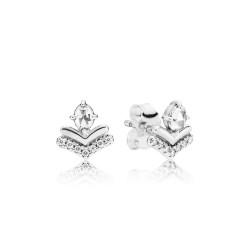 Pandora Earring  Style# 297787CZ