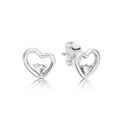 Pandora Earring  Style# 297813CZ