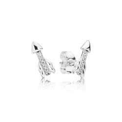 Pandora Earring  Style# 297828CZ