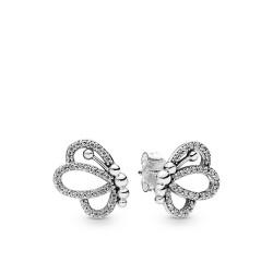 Pandora Earring  Style# 297912CZ