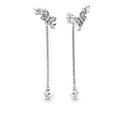 Pandora Earring  Style# 297964CZ
