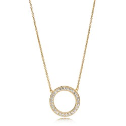 Pandora Necklace  Style# 367121CZ