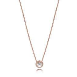 Pandora Necklace  Style# 386240CZ