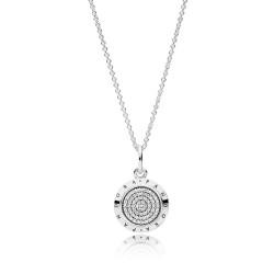 Pandora Necklace  Style# 390375CZ