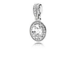 Pandora Necklace  Style# 396246CZ
