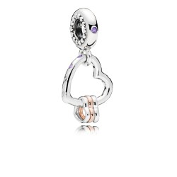 Pandora Charm  Style# 787247NLCMX