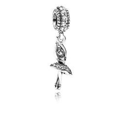 Pandora Charm  Style# 791365CZ