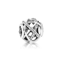 Pandora Charm  Style# 791388CZ
