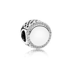 Pandora Charm  Style# 792016CZ