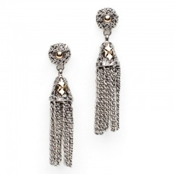 Jenny Tassel Earrings From The Classic Collection