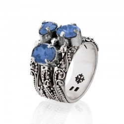 Three Stone Ring From The Classic Collection