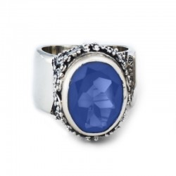Kirsten Single Stone Ring From The Classic Collection