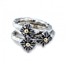 Jenny Stackable Ring Set From The Classic Collection