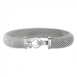 Phillip Gavriel 18k Yellow Gold & Sterling Silver Bracelet