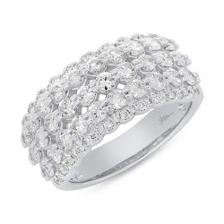 Madison E 1.84ct 14k White Gold Diamond Lady