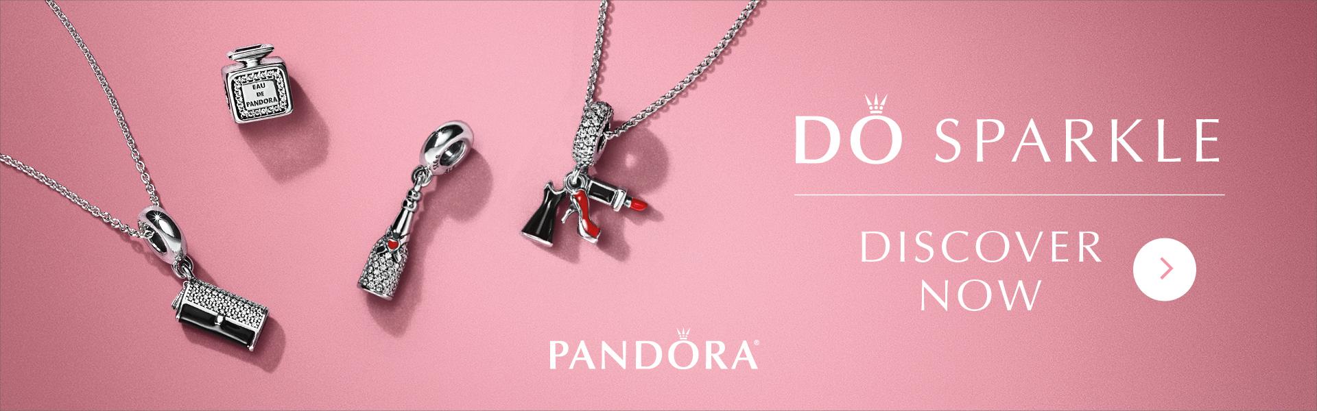 Pandora Do Sparkle!